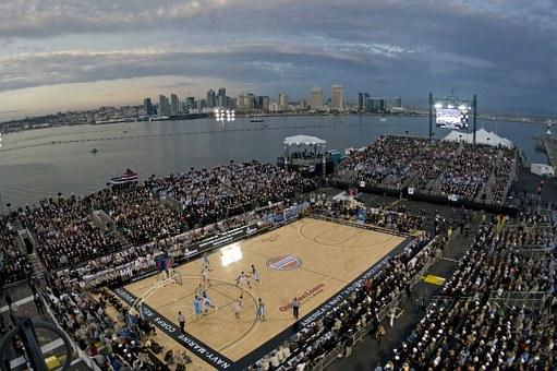 san-diego-terrain-de-Basketball