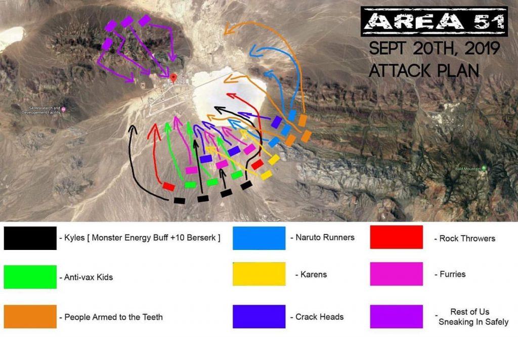 area zone 51